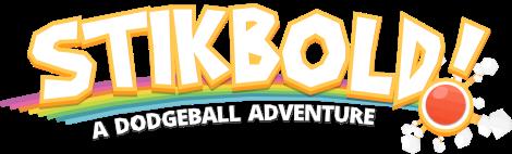 Stikbold! A Dodgeball Adventure_Logo