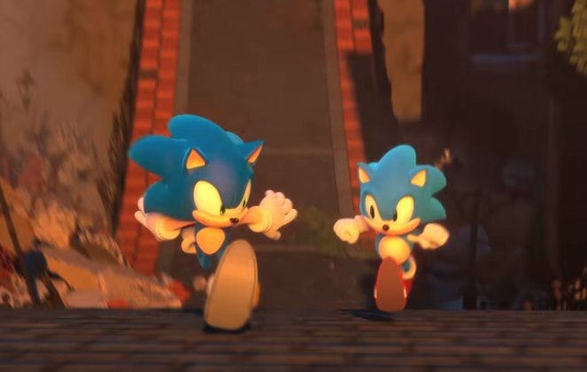 New Sonic Game For Ps4 : Project sonic 2017 announced for nintendo nx ps4 and xbox one